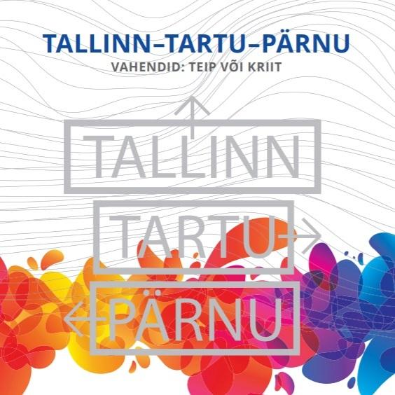Tallinn-Tartu-Pärnu